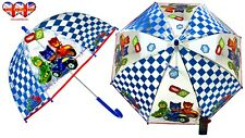 PJ Masks Children Umbrella,Junior Transparent Umbrella Official Licensed