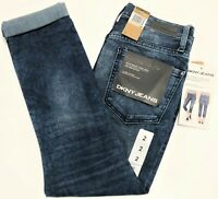 DKNY Jeans Ladies' Soho Skinny Crop Stretch Mid-Rise Jean Size 2