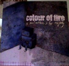 Colour of fire a pearl necklace white vinyl 7""