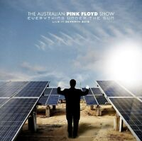 THE AUSTRALIAN PINK FLOYD SHOW-EVERYTHING UNDER THE SUN-LIVE 2016 2 CD NEW+