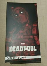 Deadpool Sideshow Exclusive Sixth Scale Figure Marvel