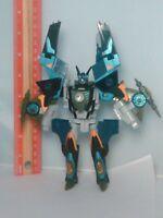 2004 Transformers Energon Combat Class Slugslinger Action Figure Fighter Jet !!