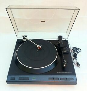 Denon DP-35F Fully Automatic Turntable - Works, Very Good Condition