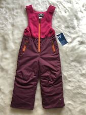 White Sierra Children's ski pants Girls Ski Pants purple Size 3T