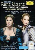 Anna Bolena [2 Discs] (2011, DVD New) Netrebko*Anna