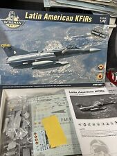 wingman models wmk48001 Latino KFIRs 1/48