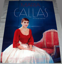 MARiA BY CALLAS : iN HER OWN WORDS opera Maria Callas LARGE French POSTER