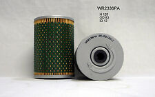 Wesfil Oil Filter WR2336PA fits Mercedes-Benz S-Class 280 S (W116), 280 S (W1...
