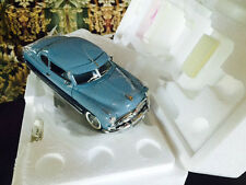Franklin Mint 1:24 1951 Hudson Hornet Club Coupe D4C Ltd Ed 1 of 675 NIB