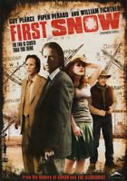 First Snow (Bilingual) New DVD