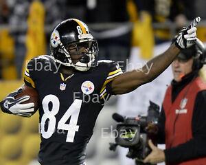 Antonio Brown - Former Steelers Wide Receiver 8X10 Photo Reprint