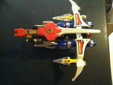 MIGHTY MORPHIN POWER RANGERS FIVE HAND HELD WEAPONS SET