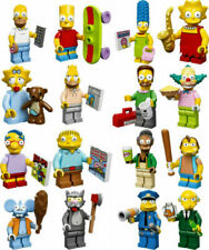 LEGO SIMPSONS -71005 71009- Minifigure Series 1 & 2 - Complete Sets of 32 SEALED