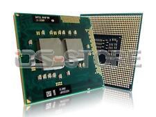 Intel Core i5-410M I3-320M Q2VD ES VER Mobile CPU Processor Socket G1 PGA988 2.0
