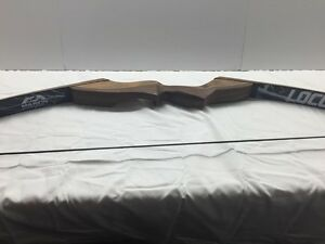 "2015 Martin Locust Takedown 58"" Recurve Bow Leftt Hand 50# Same As Greatree hawk"