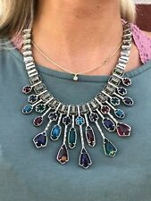 💖🌟NWT Kendra Scott Bette Necklace in Jewel Tones Mix🌟💖