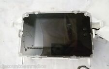 2013 Ford Fiesta Radio Information Display Screen DA6T-18B955-BB OEM Replacement
