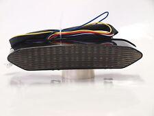 Feu LED + clignotants intégrés YAMAHA RAPTOR 350 700 FUME