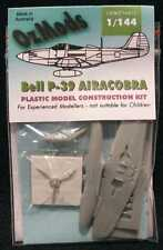 OzMods 1/144 BELL P-39 AIRACOBRA American WWII Fighter