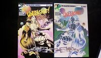 Unleashed #0-1 Limited editions! High Grade Comic Book RM4-119