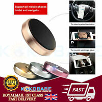 Universal  In Car Magnetic Mobile Phone Holder Stents Fits Dashboard Mount UK