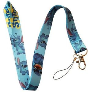 Disney's Lilo and Stitch Stitch Lanyard