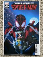MILES MORALES: SPIDER-MAN #18 RAHZZAH VARIANT NM OUTLAWED MARVEL COMICS 2020