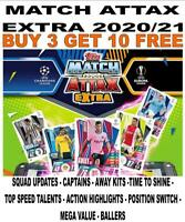 MATCH ATTAX EXTRA 2020/21 20/21 - BASE CARDS inc UPDATE/ CAPTAIN/ BALLERS etc
