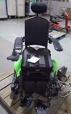 Permobil M300 Light Green Power Wheelchair USED