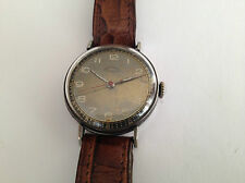Vintage Rare Chronometro IMPERIAL Watch 15J Swiss Military WWII Men's