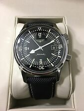 Longines Legend Diver with Date Automatic Men's Watch