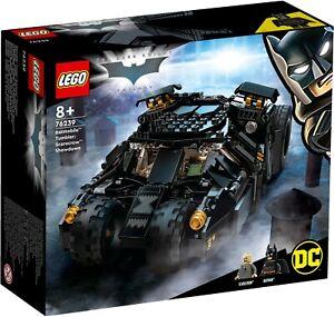 DC Batman Batmobile Tumbler: Duell mit Scarecrow LEGO 76239 VORVERKAUF N10/21