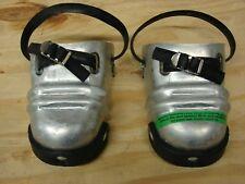 3 Pair - Elwood Toe Guards Model 605 - Sankey 4 1/2 Like New