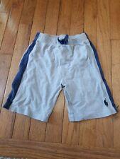 Polo Ralph Lauren Boys gray Cotton Shorts Summer 4 4T
