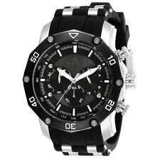 Invicta Pro Diver 28753 Men's Watch Quartz Black Japan Chronograph Pre-owned