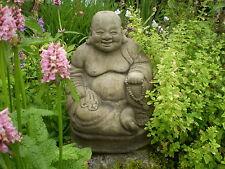 Stone Garden Happy Buddha Buddah Statue Ornament