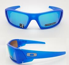 NEW Oakley Gascan sunglasses X Ray Blue Sapphire Prizm 9014-34 Spectrum Gas Xray