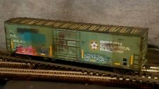 HO BOX CAR ATHERAN RH ATLAS WALTHERS INTERMOUNTAIN EXACTRAIL FVM BCOLO WEATHERED