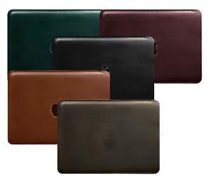 Case for MacBook, Laptop sleeve. MACBOOK NEW PRO / AIR 13 15 16 Genuine leather