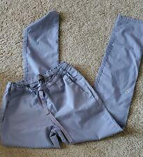 Euc Womens Grey Skinny Xs Scrub Pants