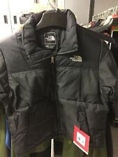 The North Face Youth Nuptse Down Jacket Medium Black