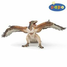 Papo #55034 Archaeopteryx animal Jurassic Bird Dinosaur model NEW