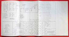 1977 Ford  W Series Truck  Electrical Systems Wiring Diagram's O.E.M. 5 Pages