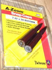 A-Zoom Precision Metal Snap Caps 7.62x54 Russian  12233  New!