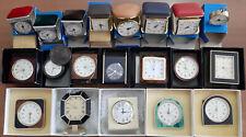 serie di 20 sveglie vintage marca Veglia Borletti anni 70 c.manuale e a batteria