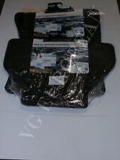BMW E71 X6 Genuine Front & Rear All Weather Rubber Floor Mat Set, Mats 2008-2013