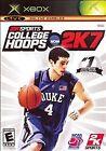 College Hoops 2K7 (Microsoft Xbox, 2006)