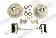 "10"" GALVANISED Mechanical Disc Brake Kit! Trailer Parts"