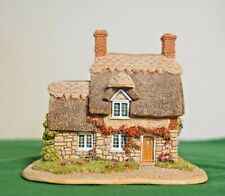 """Lilliput Lane """"Ploughman's Cottage"""" In excellent condition in box, signed."""