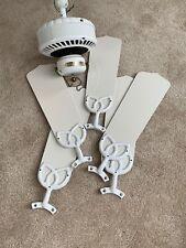 Casablanca Fan Company 54 -inch White Ceiling Fan